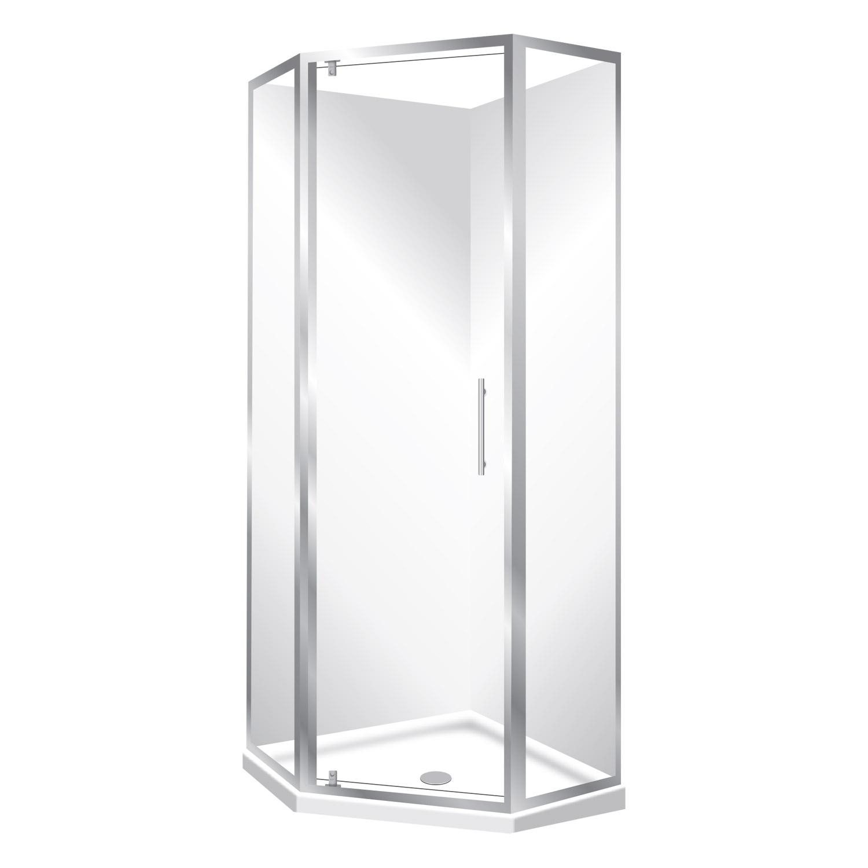 Corner-Angle-Shower