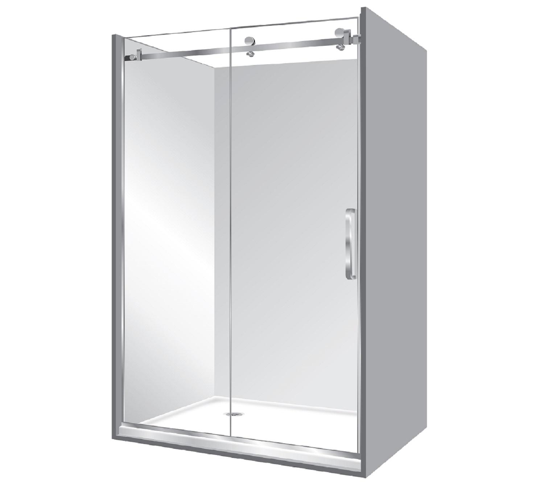 Premier Frameless Shower 1200 215 900 Symphony Showers